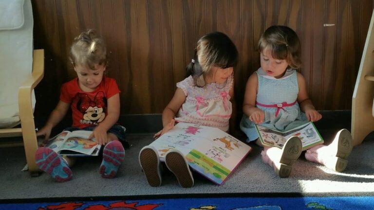 Wonderland Montessori of Anaheim Montessori Classroom Reading